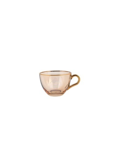 Bella Maison Allure Amber Çay Fincan Seti 2′li Kahve